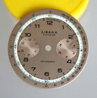 Libana Superior Antimagnetic Valjoux 23 Chronograph Face Dial Unused N