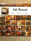 AMERICAN CRAFTS 12x12 Paper Pad FALL HARVEST Cardstock 48 sheets