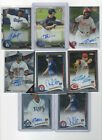 All You Need to Know About the 2014 Bowman Chrome Prospect Autographs  10