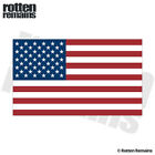 American Flag Decal United States USA Old Glory US Vinyl Sticker RH EVM