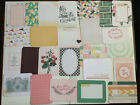 Project Life OPEN BOOK EDITION Core Kit 50 3x4 Journaling Cards