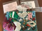 big lot of Miscellaneous stuff for 8 Madame Alexander dolls