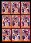 1988 SCORE TRADED #103T CRAIG BIGGIO RC HOF LOT OF 9 NMMT B182072