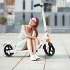 ANCHEER Adult Kick Scooter Foldable 3 Levels Adjustable Height 2 Big Wheel