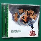 GREAT TRAIN ROBBERY Deluxe Film Score OST SACD CD Jerry Goldsmith Varese Connery