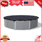 Blue Wave Pool Cover 8 Year 15 16ft Round Navy Blue Above Ground Winter Blanket
