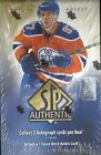 2015-16 SP Authentic Factory Sealed Hockey Hobby Box Connor McDavid RC ??
