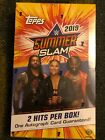 2019 TOPPS WWE SUMMERSLAM WRESTLING HOBBY SEALED BOX - IN STOCK!