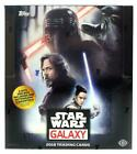 Topps 2018 Star Wars: Galaxy Hobby Box with 24 Packs