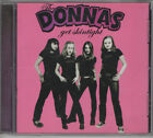 THE DONNAS - GET SKINTIGHT CD NO SCRATCHES