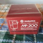 Nagaoka MP200 boron cantilever moving magnet cartridge NEW IN BOX