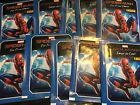 10 Packets Packs of Spider-Man Far From Home Stickers PANINI PARTY BAG FILLER
