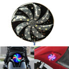 Atmosphere Lamp Windmill Lights 40 LED Strobe Flash Fire Wheel Light Motorcycle