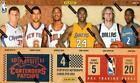 2010-11 Playoff Contenders Patches Basketball 5