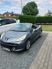 LARGER PHOTOS: PEUGEOT 207 - SPORT - CONVERTABLE - COUPE - AUTO - 2007