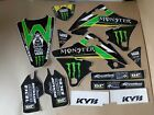 TEAM Pro Circuit KAWASAKI GRAPHICS   KX450F  2009 2010 2011