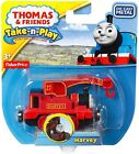 FP Thomas & Friends Take-n-Play HARVEY crane engine magnets die-cast NEW 99B6