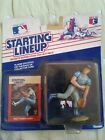 1988 Bret Saberhagen Kansas city Royals STARTING LINEUP rare