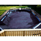 Economy 18 x 36 Rectangle Winter Pool Cover 8 Year Warranty