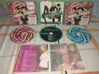 MADONNA HARD CANDY PHILIPPINES PINK BLUE CD SAMPLER POSTER PROMO SET NO MADAME X