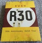 RUSH - R30 30th Anniversary World Tour 2 DVD 2 CD Set