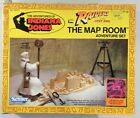 Original 1982 Kenner The Adventures of Indiana Jones The Map Room sealed rare