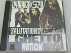 Salutations from the Ghetto Nation by Warrior Soul (CD, Jun-1997)