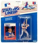 MLB Starting Lineup Keith Hernandez Action Figure [Moderate shelf wear]