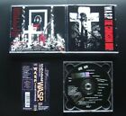 W.A.S.P. The Crimson Idol '92 JAPAN 1ST PRESS OBI TOCP-6705 Blackie Lawless WASP