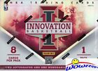 2012 13 Panini Innovation Basketball Factory Sealed HOBBY Box-3 AUTOGRAPH MEM
