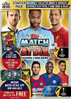 2019-20 Topps UEFA Champions League Match Attax Cards - Checklist Added 10