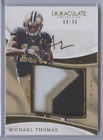 2017 Panini Immaculate Collection Football Cards 12