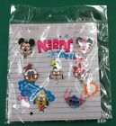 Disney Trading Pins 7 Pin Booster Set Mickey and Friends Nerds Rock NEW