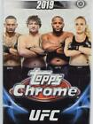 2019 Topps UFC Chrome MMA Cards 12