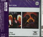 BRITNY FOX-BRITNY FOX / BOYS IN HEAT-IMPORT 2 CD WITH JAPAN OBI F56