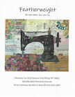 Featherweight Collage Wall Hanging Quilt Pattern by Fiberworks