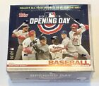 2019 TOPPS OPENING DAY FACTORY SEALED HOBBY BOX 36 PACKS BOX 7 CARDS PACK