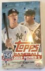 2019 TOPPS SERIES 1 S1 FACTORY SEALED HOBBY BOX 1 AUTO RELIC PER BOX 24 PACKS