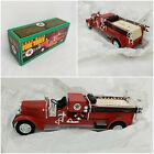 Texaco 1929 Mack Fire Truck New in Box Die-cast metal Bank Collector Series 15