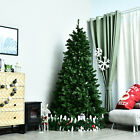 9 ft Artificial Colorado Spruce Full Christmas Tree Xmas PVC 2028 Tips