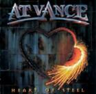 AT VANCE: HEART OF STEEL [CD]