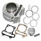 US 180CC 61mm Big Bore Cylinder Kit for GY6 125CC 150CC Scooter ATV Motorcycle