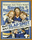 Foil Up with Hanson Brothers Hockey Cards 22