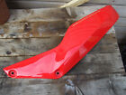 Ducati SS900 SS750 SS600 supersport carbed tail body fairing left side red