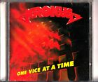 KROKUS -One Vice At A Time CD -1982 Album Re-Issue (Swiss Hard Rock/Metal)