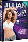 JILLIAN MICHAELS KILLER ABS New Sealed DVD