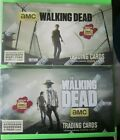 THE WALKING DEAD SEASON 4 PART 1 & 2 TRADING CARDS BOX