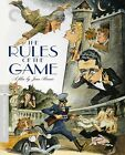 THE RULES OF THE GAME Jean Renoir 1939 Criterion Collection Blu ray LIKE NEW