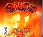 HEART: Fanatic Live From Caesars Colosseum-Deluxe Edition CD & DVD 2014 (R0)