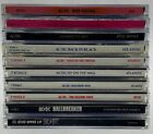 AC/DC 10 Cds High Voltage Dirty Deeds Highway To Hell Back In Black Flick Of The